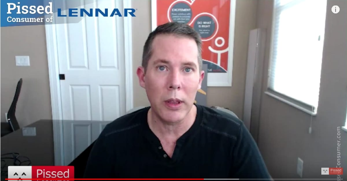 Lennar Review: Biggest Mistake of My Life | My Lennar Home